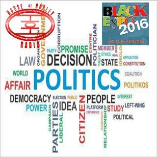 Black Expo Young Black and Talented Mixer: Politics
