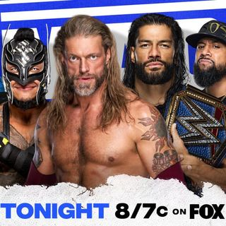 WWE SmackDown Review: FANS ARE BACK, Edge Gets Huge Pop & Rollins Builds Momentum
