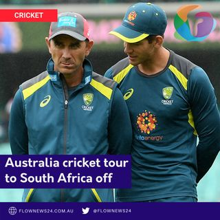 Cancelled Aussie cricket tour of South Africa