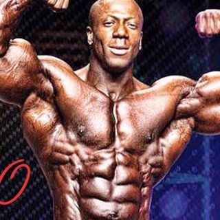 Shawn Rhoden After His Olympia Win