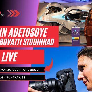 LIVE con Derin Adetosoye e Marta Rovatti Studihrad | Speedy Woman - Puntata 33