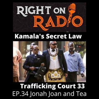 EP.34 Jonah Joan and Tea