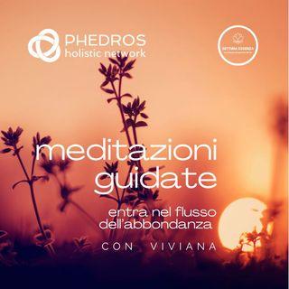 Meditazione guidata entrare nel flusso abbondanza