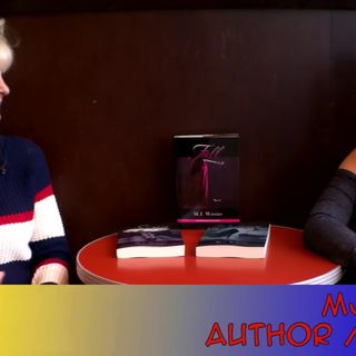 Get Amped Up with Author MJ Woods: interview on the Hangin With Web Show
