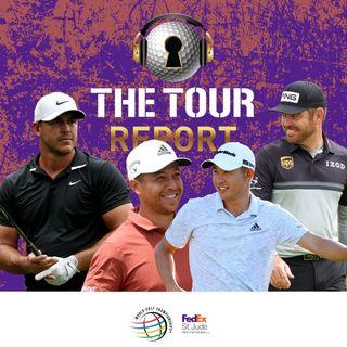The Tour Report - WGC-FedEx St Jude Invitational