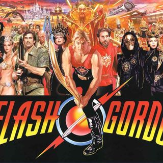 Flash Gordon Episode 4: Death Battle Won By Flash