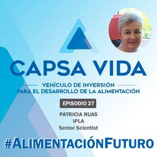 EPISODIO 27. Patricia Ruas. Senior Scientist en IPLA