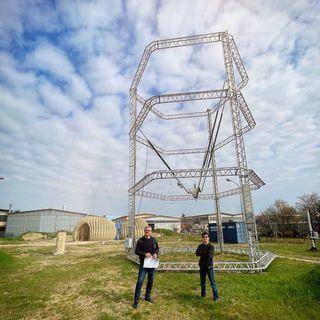 La magia della stampa 3D, case del futuro e sostenibilità con Massimo Moretti