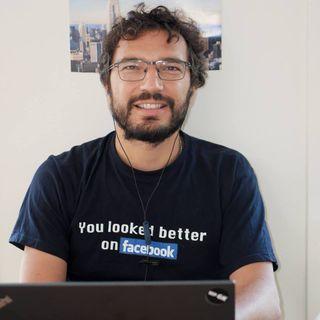 #102 Daniele Besana - Storia di un imprenditore digitale. Ma il sito per gli over 40?