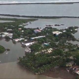 Municipio tamaulipeco de Aldama declarado en emergencia