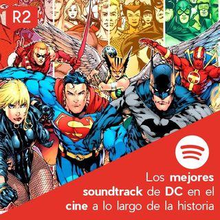 Los mejores Soundtrack de DC en el cine