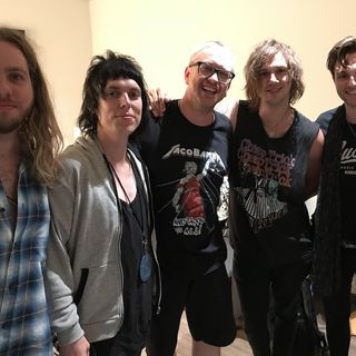 Mike Jones and The Struts
