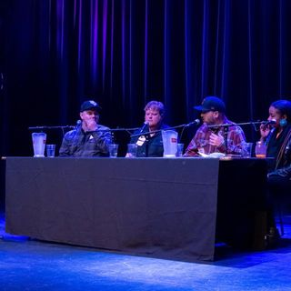 WR325: Podcasts vs. Radio panel at MBPodFest 2018