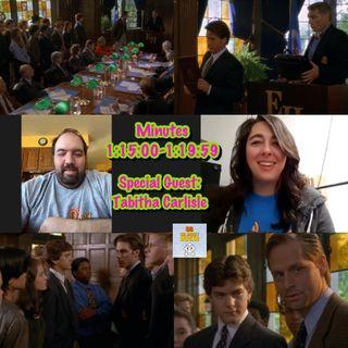D3 Ep 16: A Strange Board Meeting (Special Guest: Tabitha Carlisle)