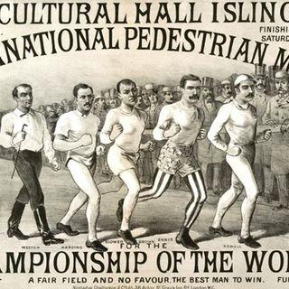 159 - Pedestrianism