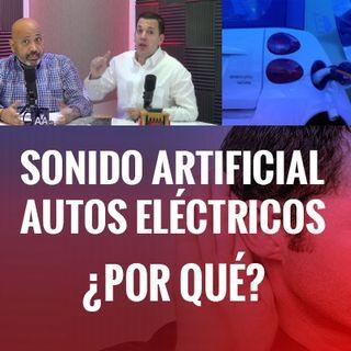 Sonido Artificial Autos Eléctricos por qué?