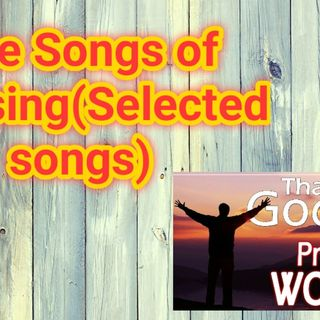 You Are The God My HEALER(Songs)