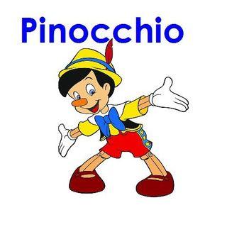 PINOCCHIO - versione Disney
