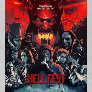 T&V: Travis Discusses Hell Fest