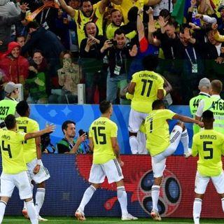 33: ¡GRACIAS COLOMBIA, GRACIAS MUCHACHOS!