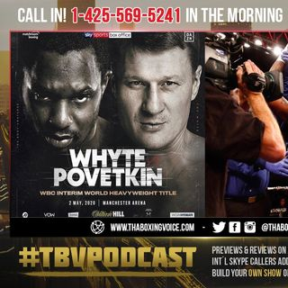 ☎️Povetkin Unable To Lock in Jermaine Franklin as Sparring Partner For Dillian Whyte Fight❗️