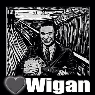 WIGAN IS REALLY FANTASTIC