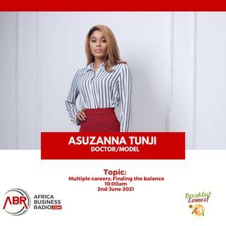 Multiple Careers : Finding The Balance - Asuzanna Tunji