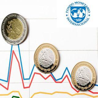 FMI prevé drástico recorte a la economía nacional