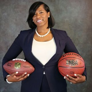 Sports of all sorts: Guest Tywanna Smith Athletes Nexus