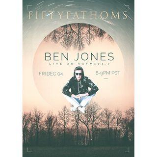Ben Jones Live Mix on KXFM 104.7 // hosted by j-SPLiT