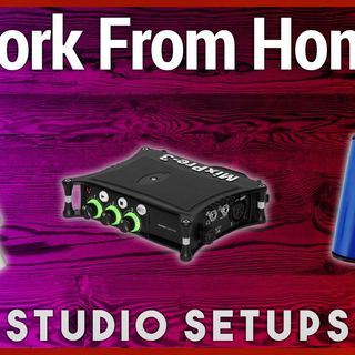 Hands-On Tech: From Home Offices to Home Studios