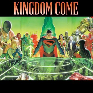 "Source Material #168 - ""Kingdom Come"" (DC, 1996)"