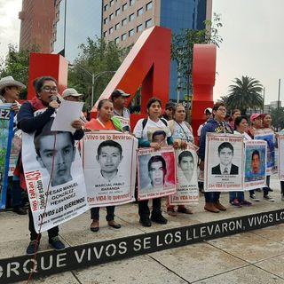ONU pone ultimátum a México por caso Ayotzinapa