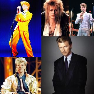 Bowie in the 80's