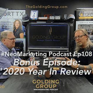 Bonus Episode: 2020 Review