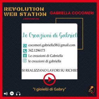 INTERVISTA GABRIELLA COCOMERI - HOBBISTA E ARTIGIANA I GIOIELLI DI GABRY