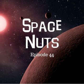 Red dwarf to impact our solar system - Space Nuts with Dr. Fred Watson & Andrew Dunkley Episode 44