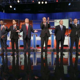 Recap of First GOP Debate