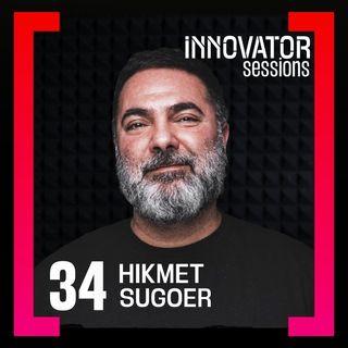 Sneaker-Pionier und Unternehmer Hikmet Sugoer erklärt, wie wir lernen, mit Stress umzugehen