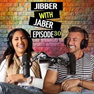 Episode 30 | Enjy Kiwan | Security or Fame? | Jibber with Jaber