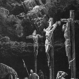 Good Friday: Humility Love and Suffering