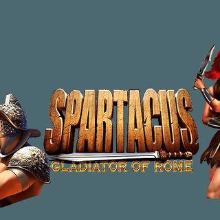 Slot SPARTACUS - Legenda Vie!