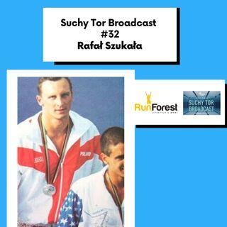 Rafał Szukała - najbardziej utytułowany polski pływak w Suchy Tor Broadcast #32
