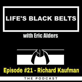 Episode #21 - Richard Kaufman