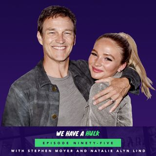 The Gifted's Stephen Moyer and Natalie Alyn Lind - Interview Special