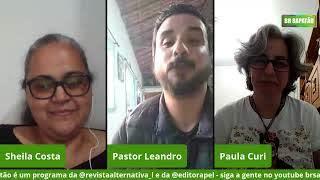 Religião, filhos, família com Pastor Leandro