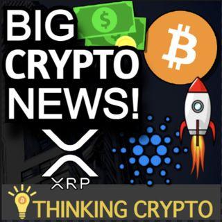 Big Crypto News! - Infrastucture Bill, Cardano ADA Smart Contract, Bitcoin Futures ETF, SEC Ripple XRP Lawsuit