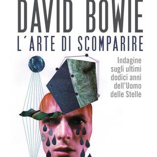 """Francesco Donadio """"David Bowie. L'arte di scomparire"""""""