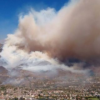Picchi di frequenza: speciale incendi Valsusa