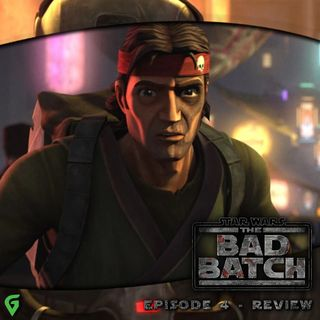The Bad Batch Episode 4 Spoilers Review
